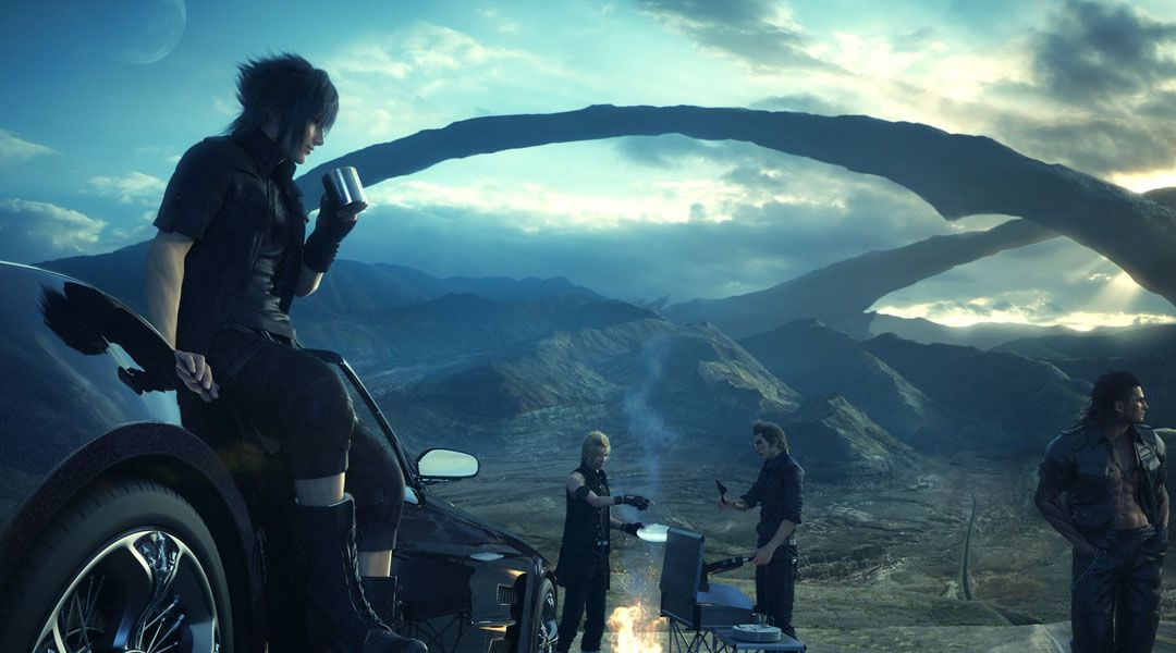 I'm Not a Fan of Final Fantasy, But I'm Getting Final Fantasy 15 - http://wp.me/pEjC4-1faU
