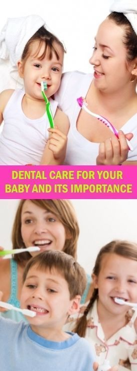 Dental Care For Your Baby And Its Importance #dentalcare