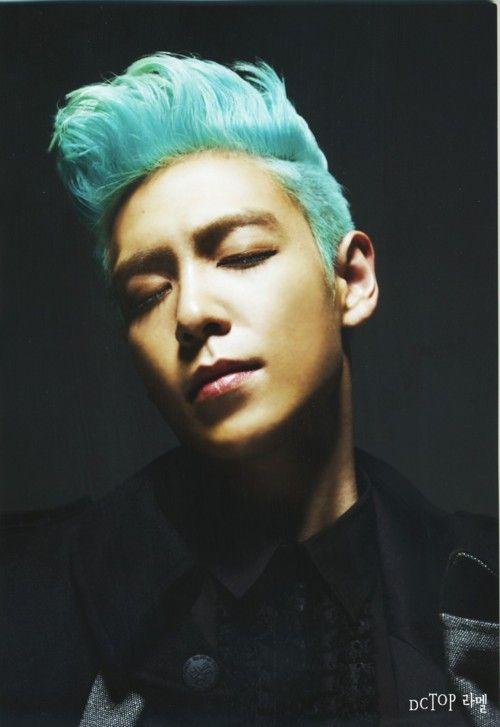 BIGBANG TOP Choi Seung Hyun