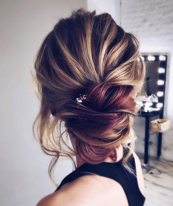 Beautiful Updo Wedding Hairstyle To Inspire Your Big Day Do