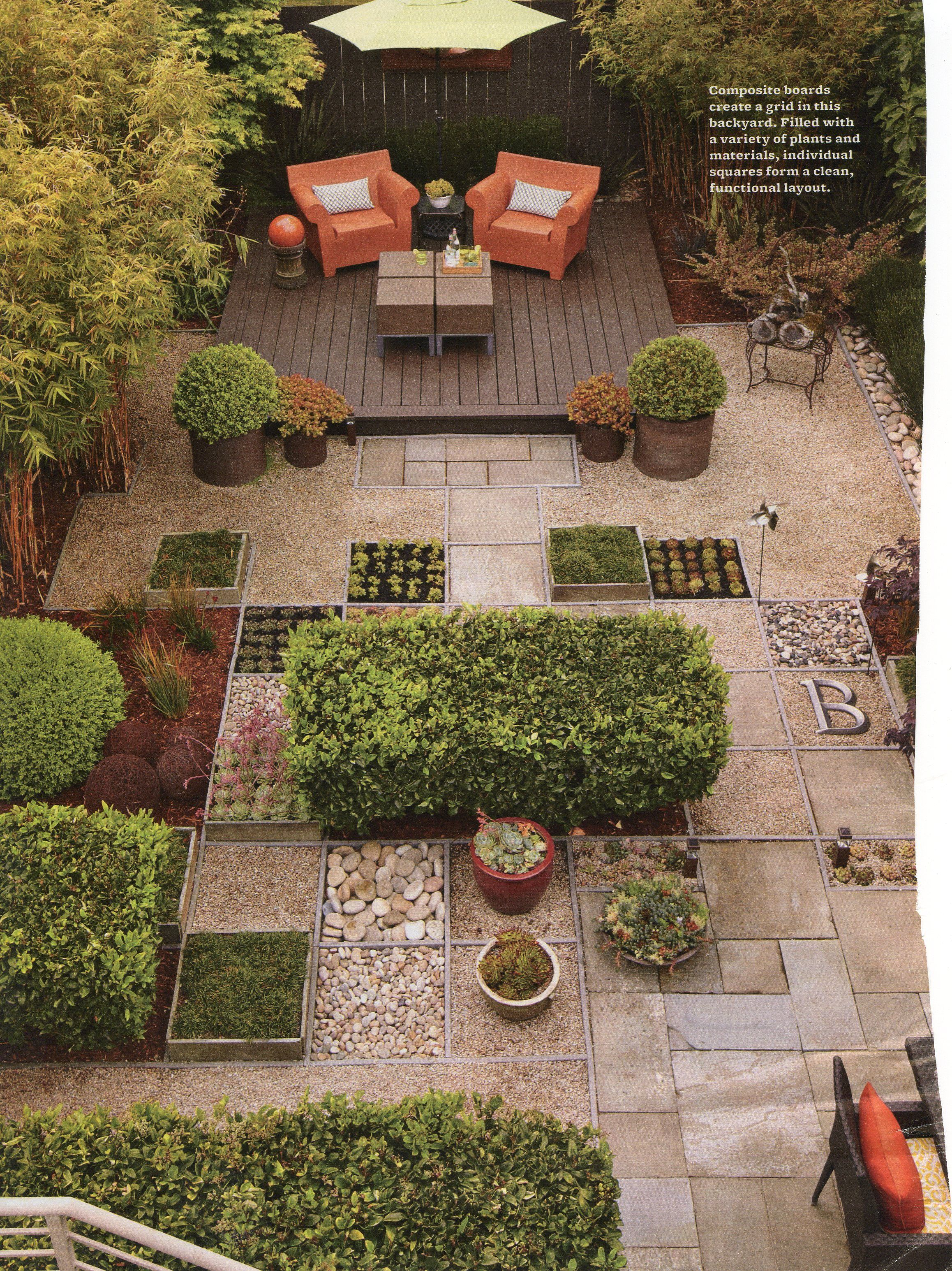 homes and gardens outdoor