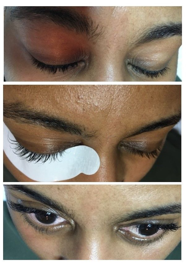 Before And After Eyelash Extensions Eyelashextensions Savarna