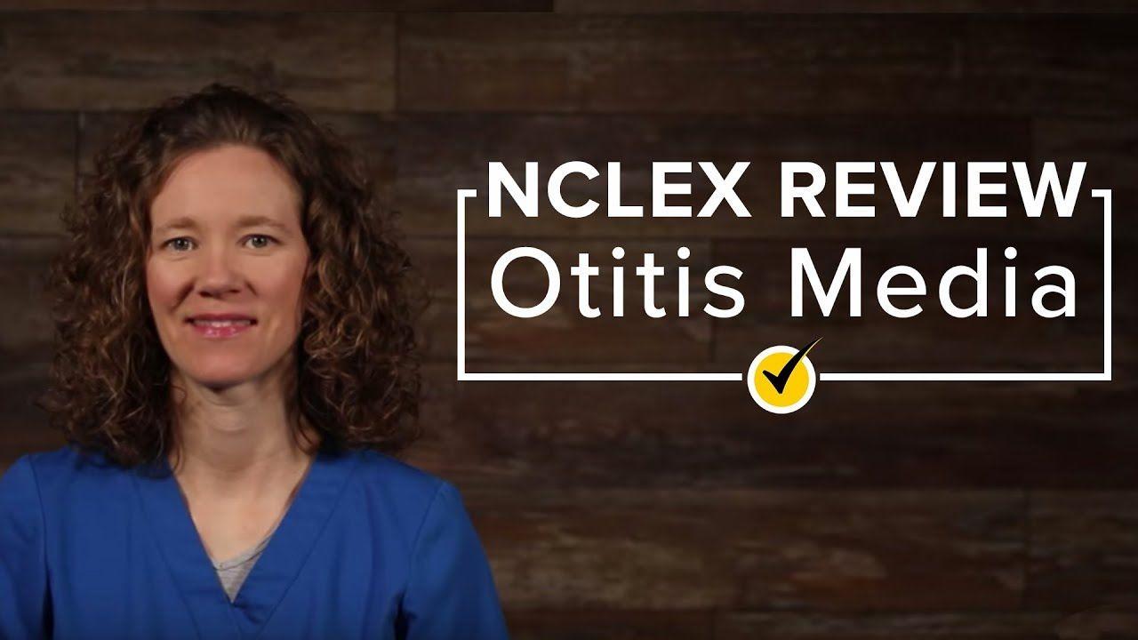 Otitis Media | NCLEX RN Review 2018 | NCLEX Questions | Nclex