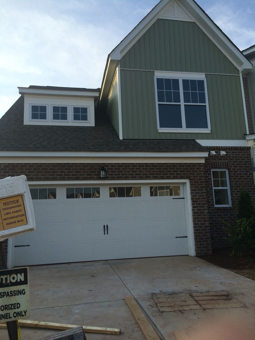 Pin By Lauren Lee On New House Progress Building A New Home New Homes Outdoor Decor