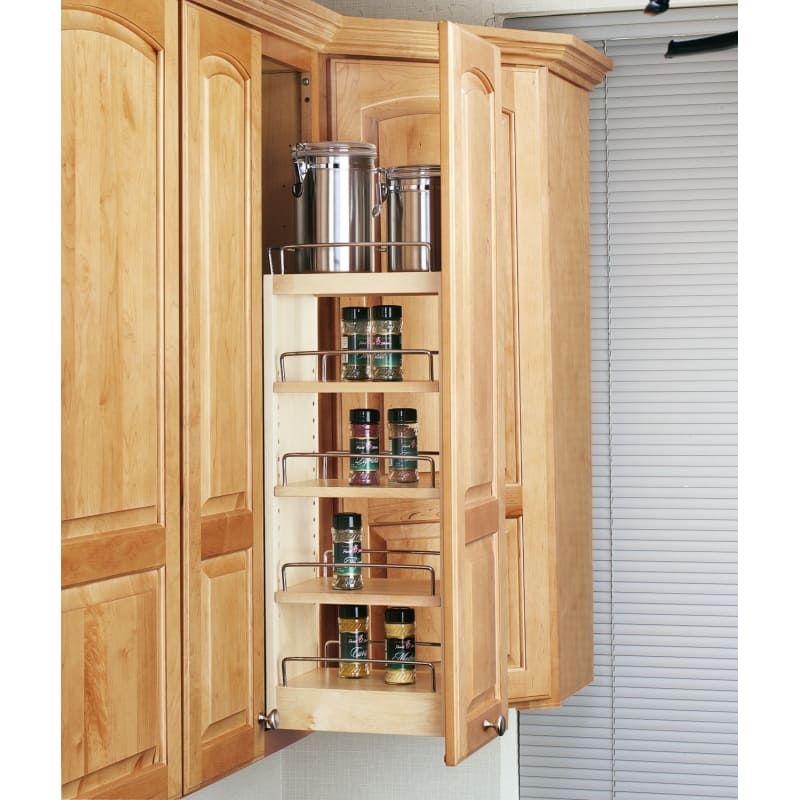 Best Rev A Shelf 448 Wc 8C 448 Series 12 Inch Upper Cabinet 640 x 480