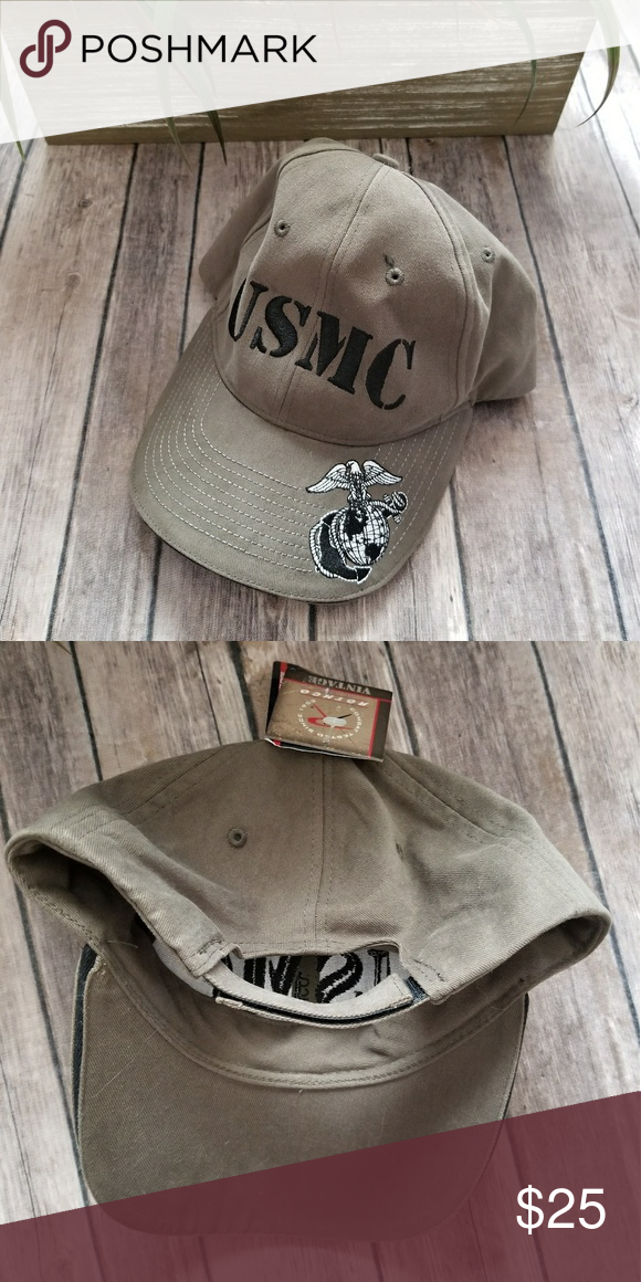 888aa3b84a0 🎉NWT United States Marine Corps Hat🎉 NWT Perfect condition Never worn USMC  hat Accessories Hats