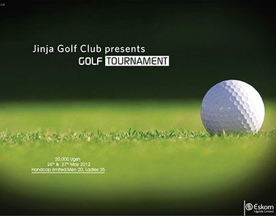 "Check out new work on my @Behance portfolio: ""Golf"" http://on.be.net/1Ne1L3E"
