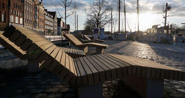 Das ist Lübecks neuer Platz an der Drehbrücke!