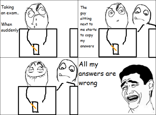 Best Troll Trick In Examination Hall