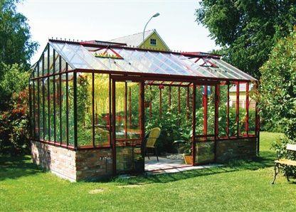 Ett vackert växthus - Bricks | Bricks