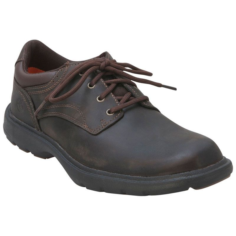 Timberland Earthkeepers Richmont Mens Brown Oxfords Shoes