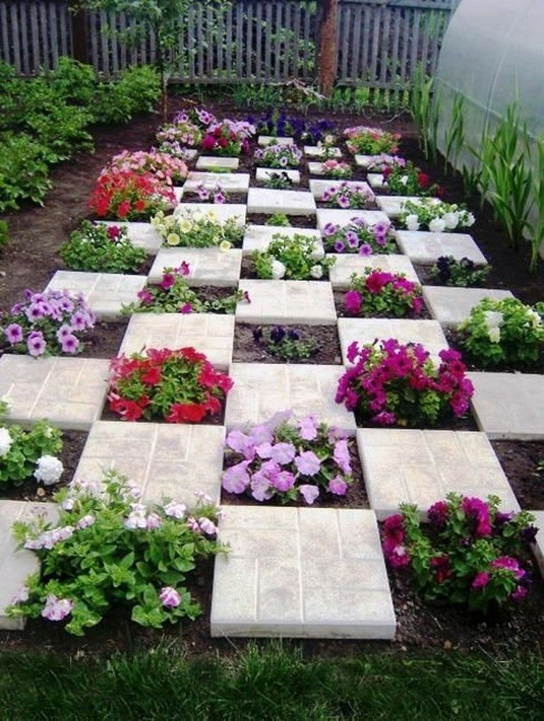 Amazing Landscaping Ideas For Small Budgets: 46 Amazing Colorful Garden Ideas