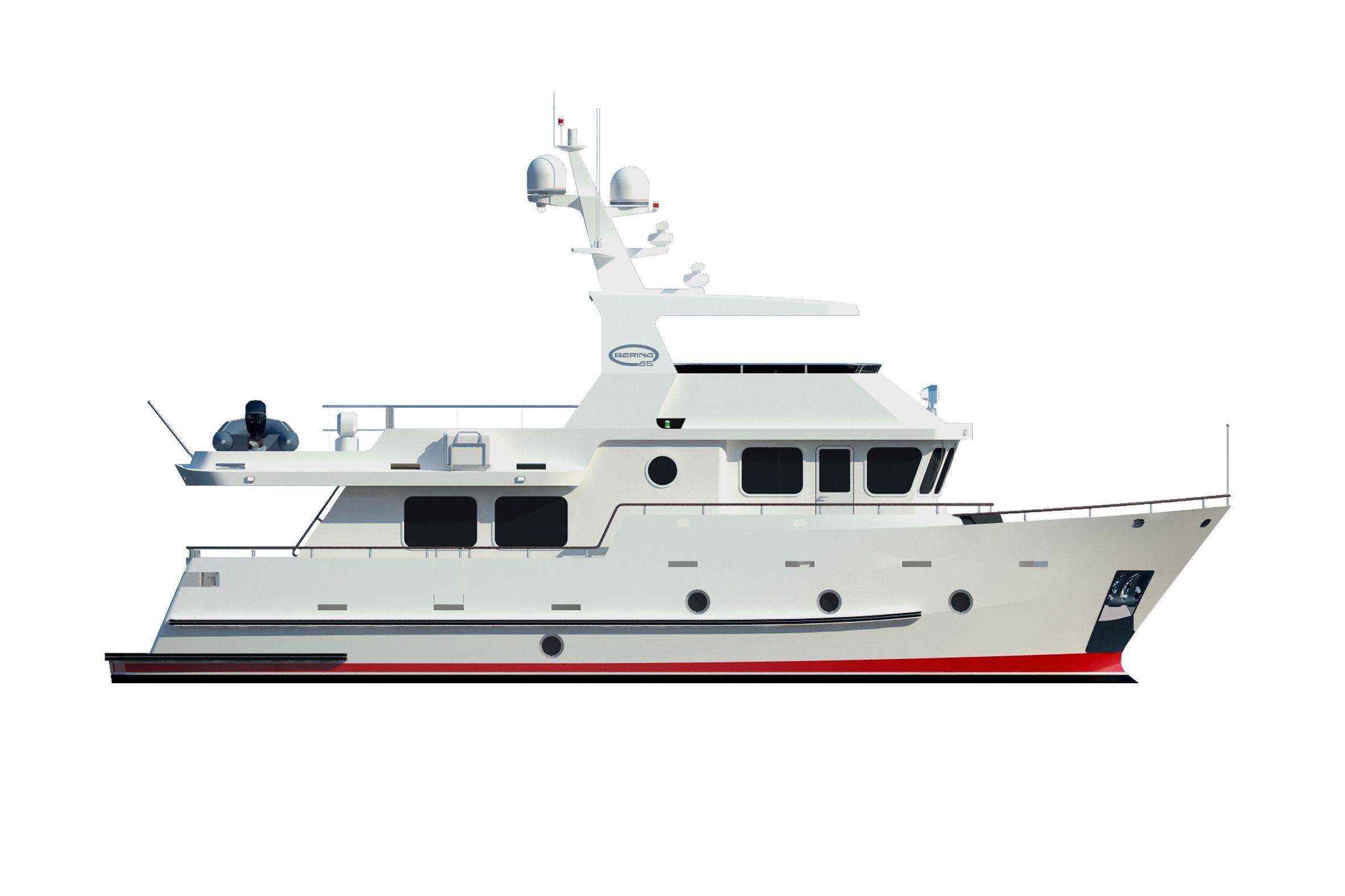 Bering 80 Oceanic Yacht | Luxury Yacht | Bering Yachts