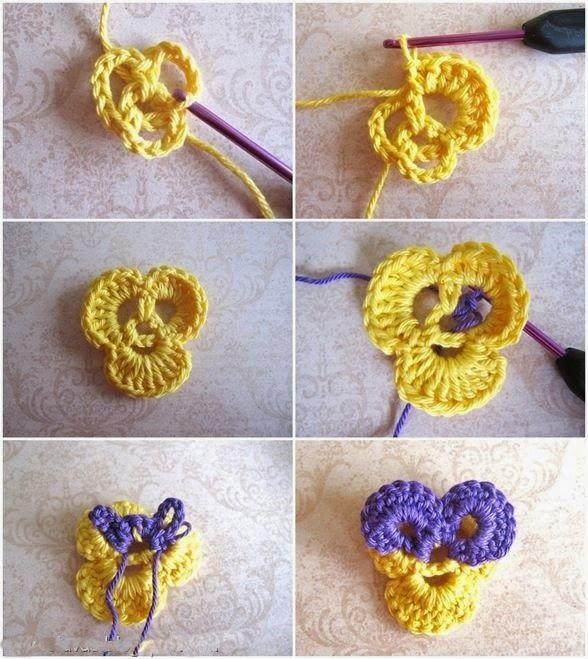 Pin von Sarah S. auf Crochet   Pinterest   Stricken häkeln, Babys ...
