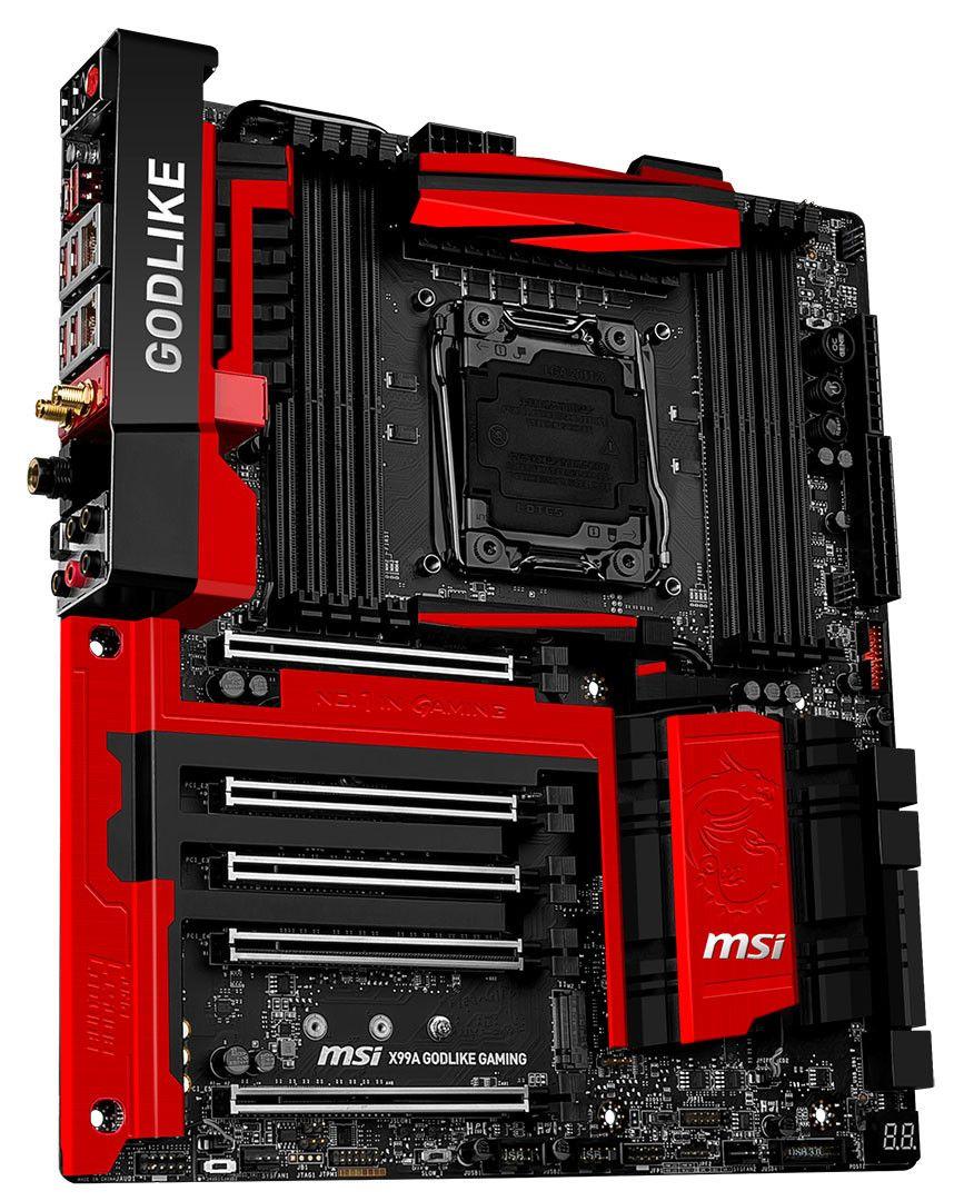 MSI X99 GODLIKE