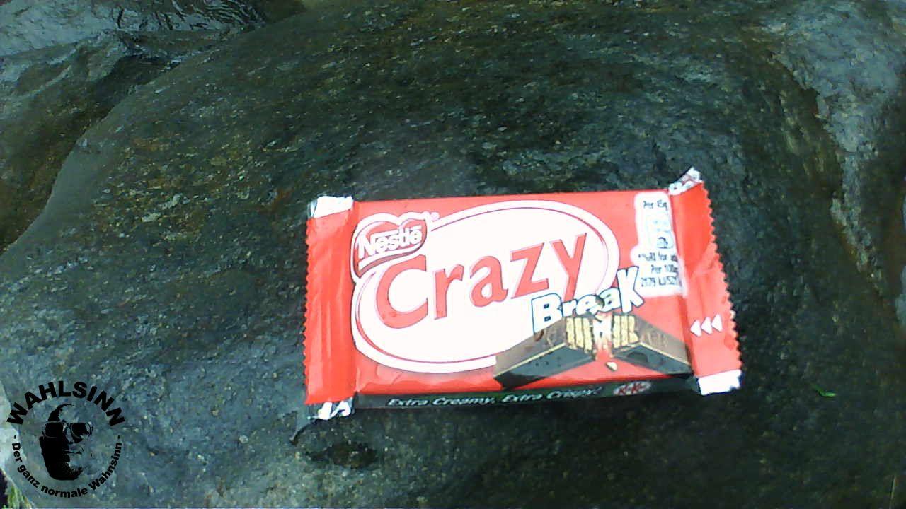 Canyoning - Sooooooo Crazy, eine Pause
