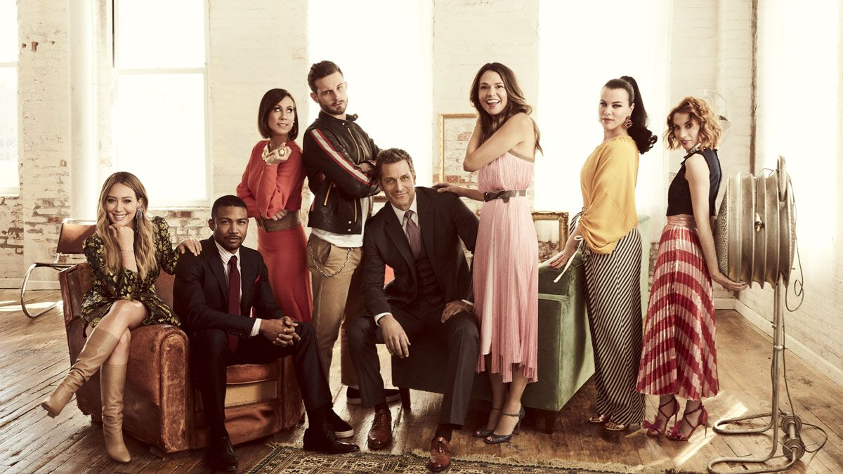 Image result for younger 2018 premiere tvland Younger
