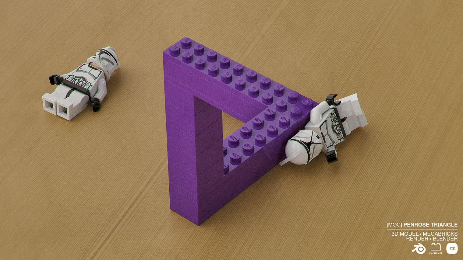 Digital Renderings Lego Tattoo Lego 3d Legos