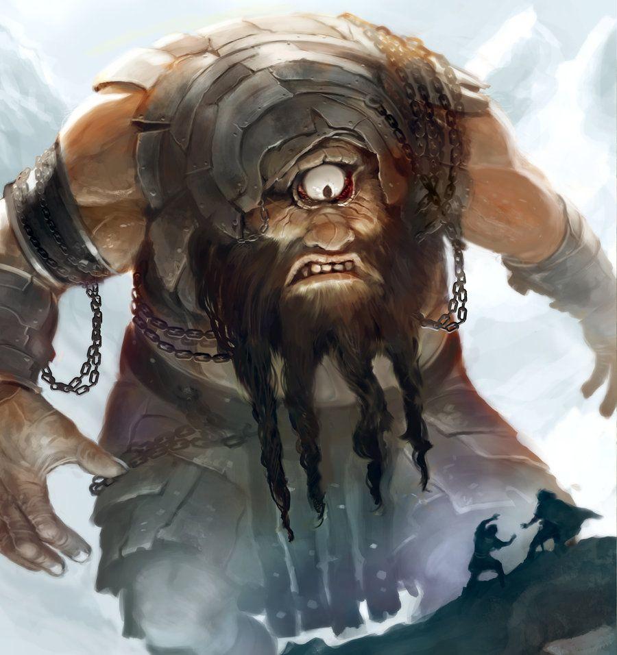 laclillac deviantart cyclops tags odyssey aenid