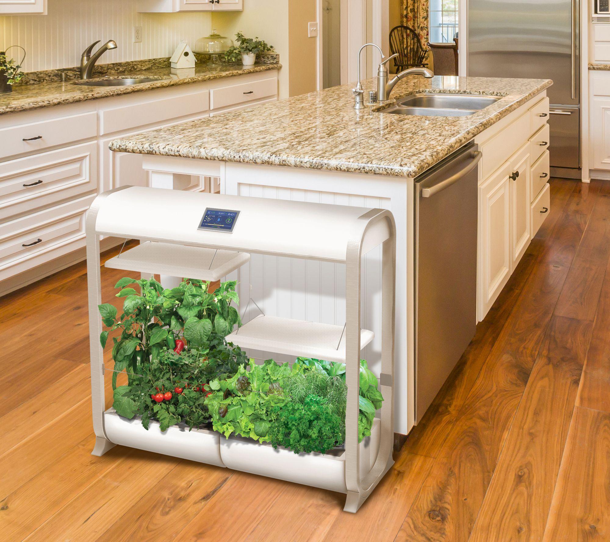 Aerogarden Farm Plus Home Garden Sy Stem — Qvc Com 400 x 300