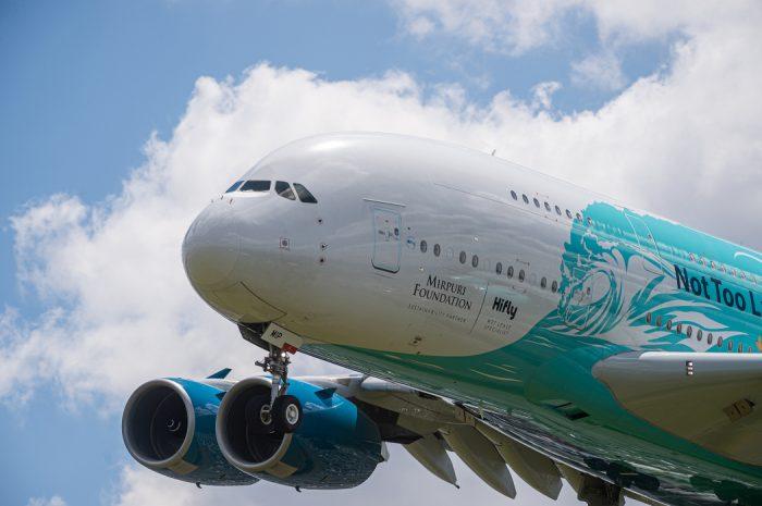 No Joke Bamboo Airways Has United States Airbus A380