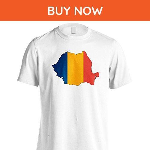 New romania flag world map art mens t shirt tee i653m cities new romania flag world map art mens t shirt tee i653m cities countries flags gumiabroncs Gallery