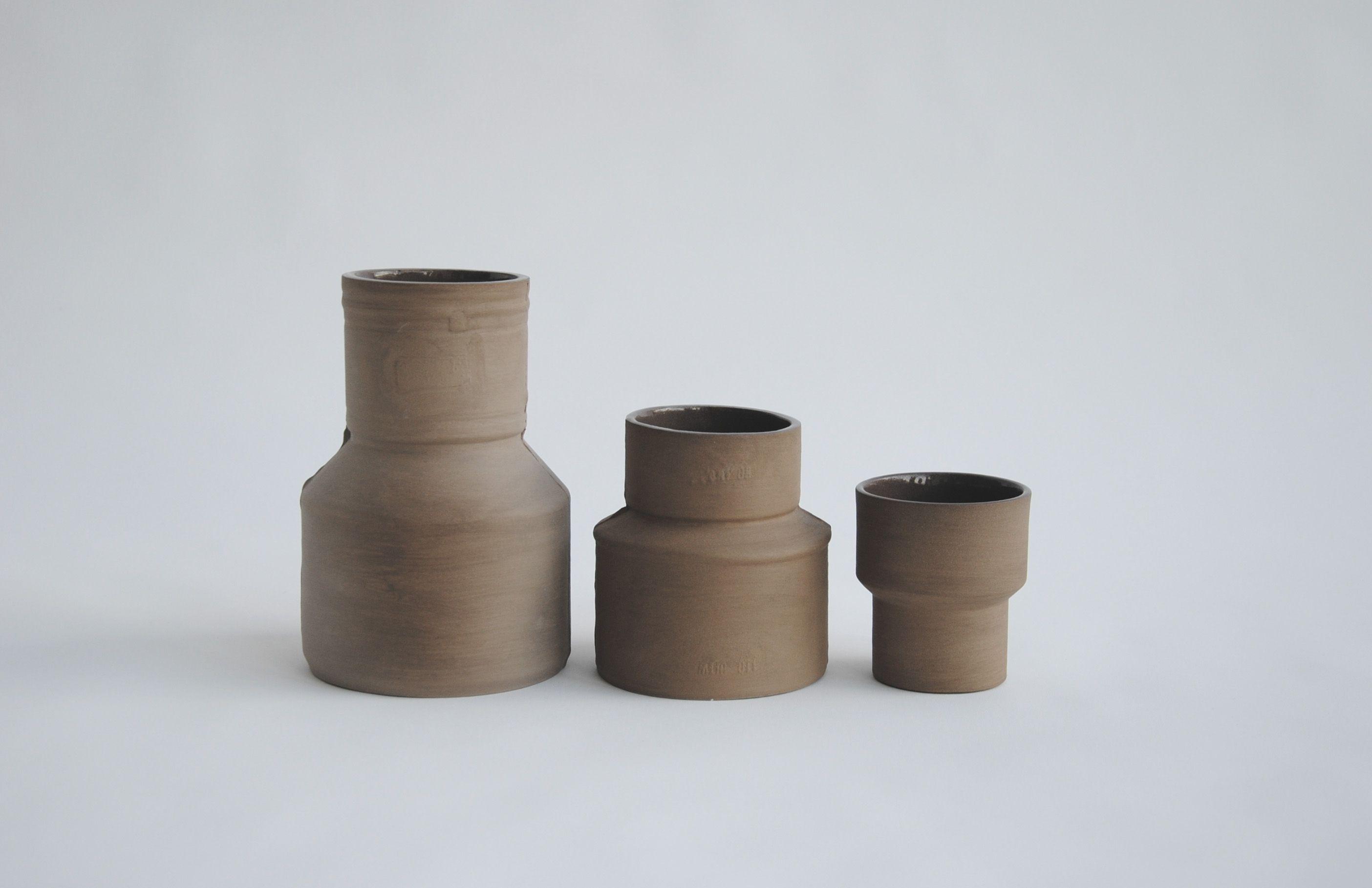 DforDesign.dk - PVC vaser og kop fra MaukStudio
