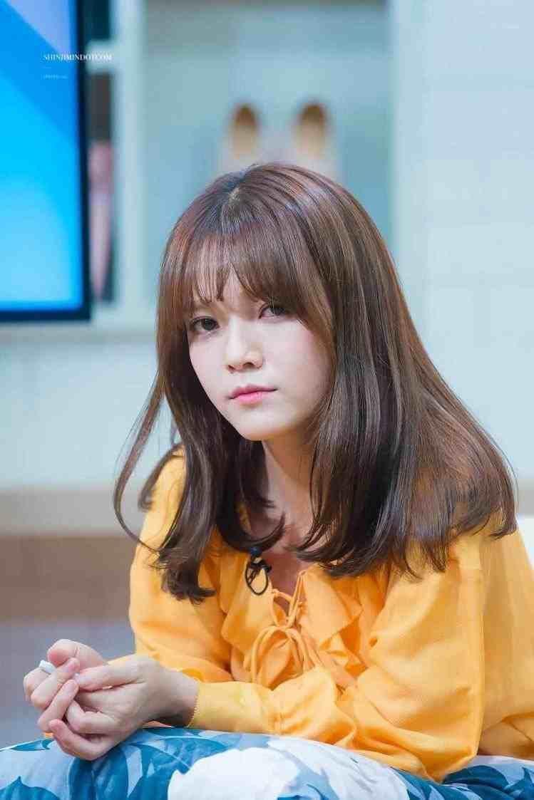 Asiatische Frisur Pony Neu Haar Frisuren 2018 Asiatische Frisuren Frisuren Koreanischer Haarschnitt