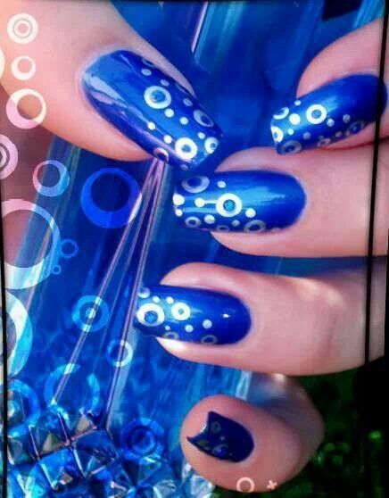 Love this color blue..
