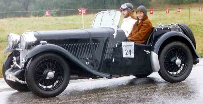 Singer Litre Le Mans Seater Sports Cars Trucks And