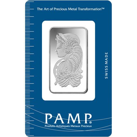 1 2 Oz Pamp Suisse Fortuna Silver Bar New W Assay Silver Bars Silver Coins For Sale Gold Bullion Coins