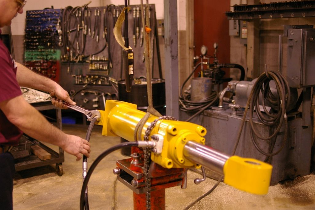 Specialised Cylinder Repairs are specialists in cylinder