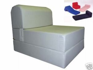 Details About Art Characters 6 X 48 X 72 Sleeper Chair Folding Foam