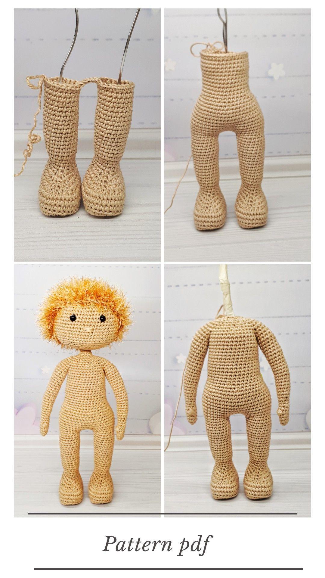 Bonnie Clown Doll - Amigurumi DIY Crochet Kit » Available 5 Languages   1920x1080
