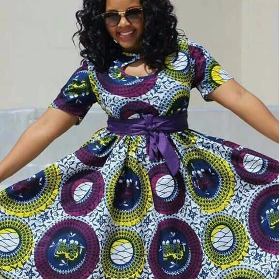 South African Designers Traditional Dresses
