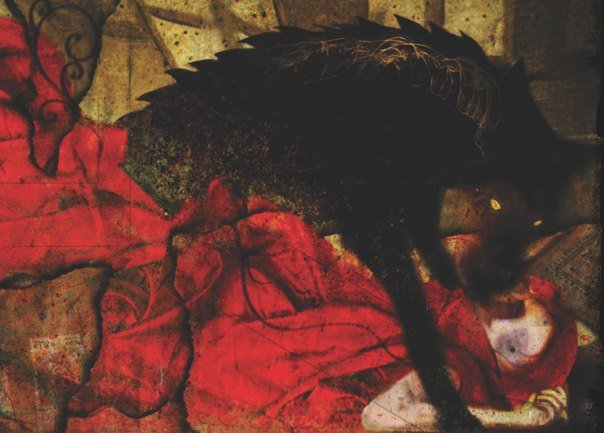 Alessandro Previti, l'illustrazione del fantastico e dell'umano articolo di Marina De Luca | Palermomania.it