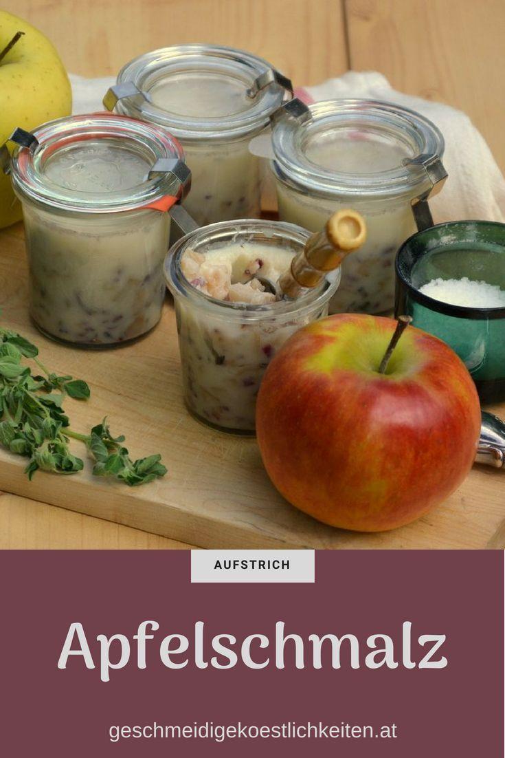 Kauft heimische Äpfel und kocht Apfelschmalz! #Äpfelverwerten