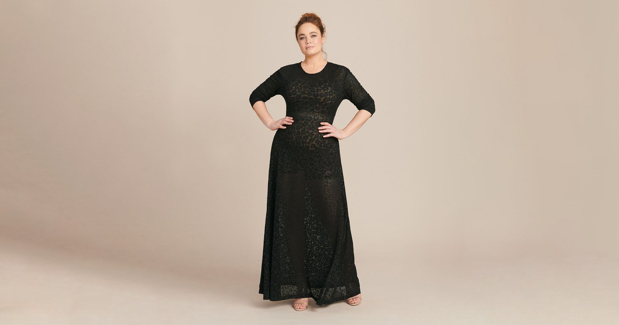 We Found A Black Maxi Dress For Every Single Occasion Dresses Maxi Dress Black Maxi Dress [ 1050 x 2000 Pixel ]