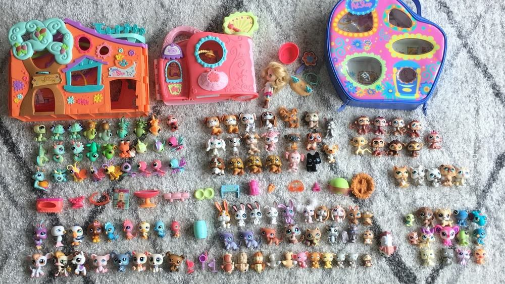 littlest pet shop hasbro # 54
