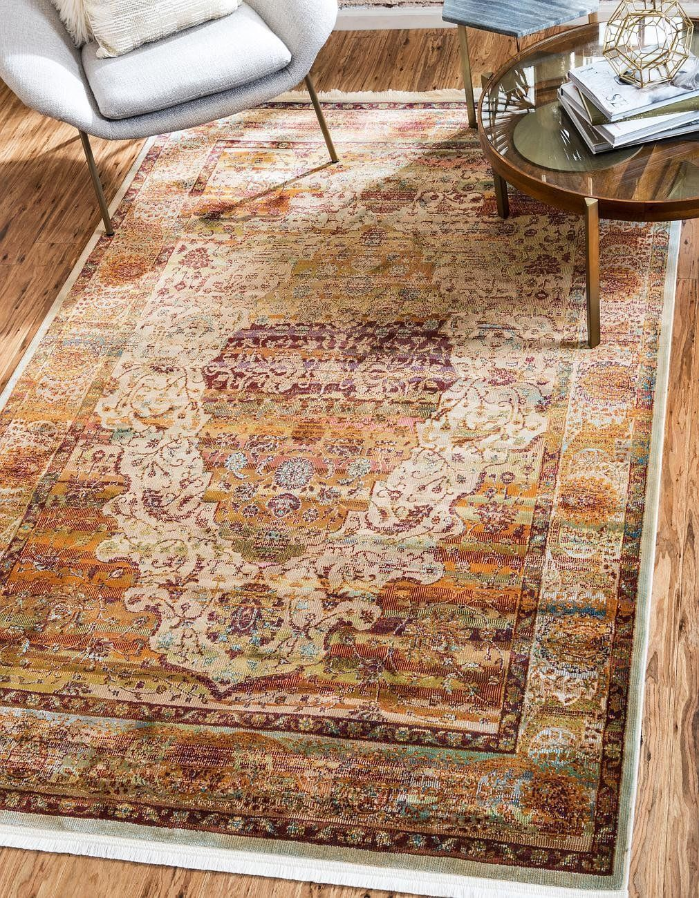 A2z Rug Cream 2 7 X 10 Feet Runner St Tropez Collection Traditional And Modern Area Rugs Carpet Click Image To Review More Details