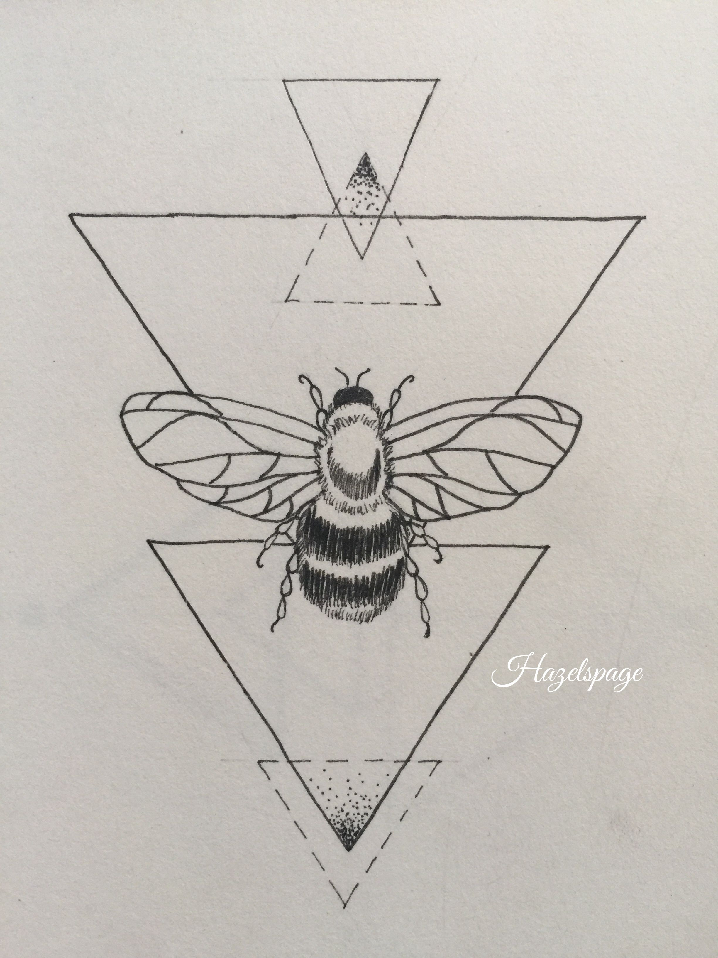 small resolution of geometric bee illustration bee illustration bee art insects bees bugs jpg 2448x3264 housefly diagram home bee