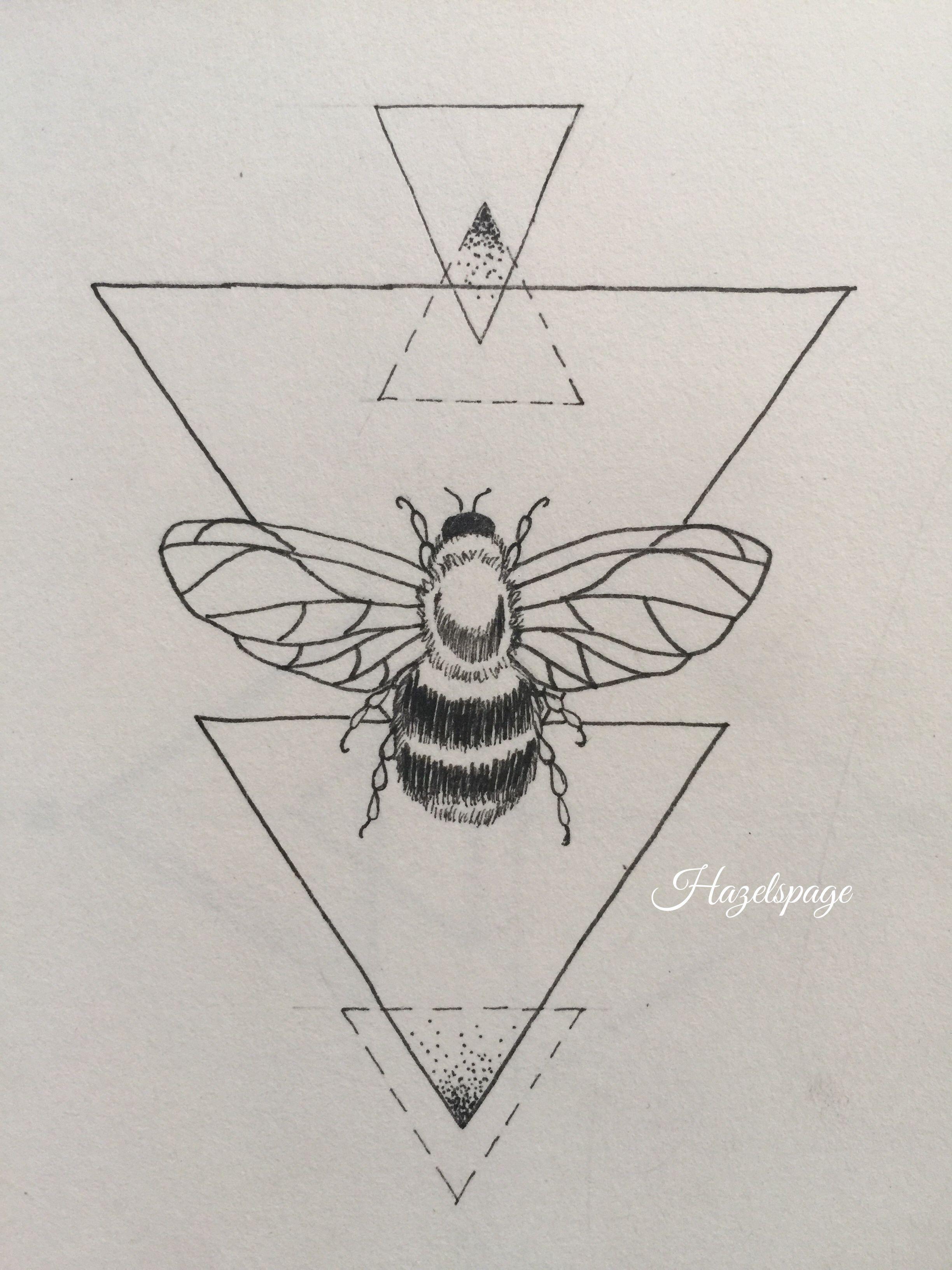 medium resolution of geometric bee illustration bee illustration bee art insects bees bugs jpg 2448x3264 housefly diagram home bee