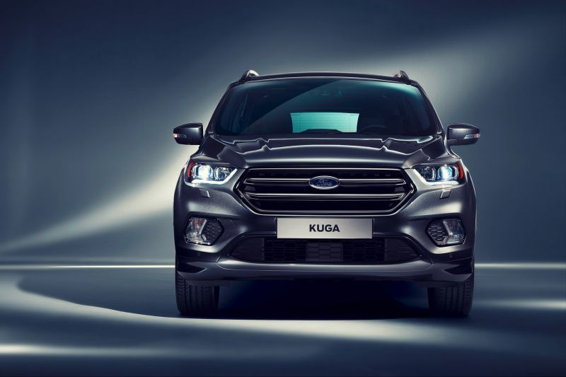 2019 Ford Kuga Will Get A Plug In Hybrid Engine Ford Kuga Upcoming Cars 2019 Ford