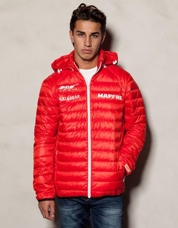 Colección Aspar Team de Pull & Bear   Jackets, Down jacket ...