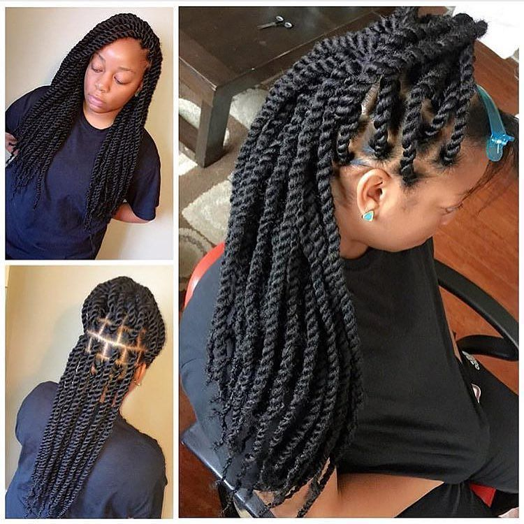 Cornrows With Marley Braid Added To Ends Naturalhair Protective Style Kids Hairstyles Kids Hairstyles Natural Hair Styles Cornrow Hairstyles