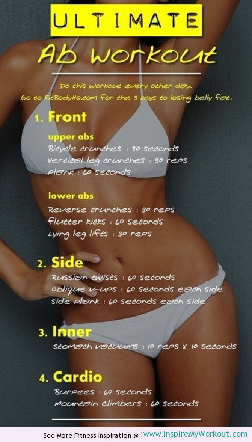 How to lose female tummy fat fast picture 6