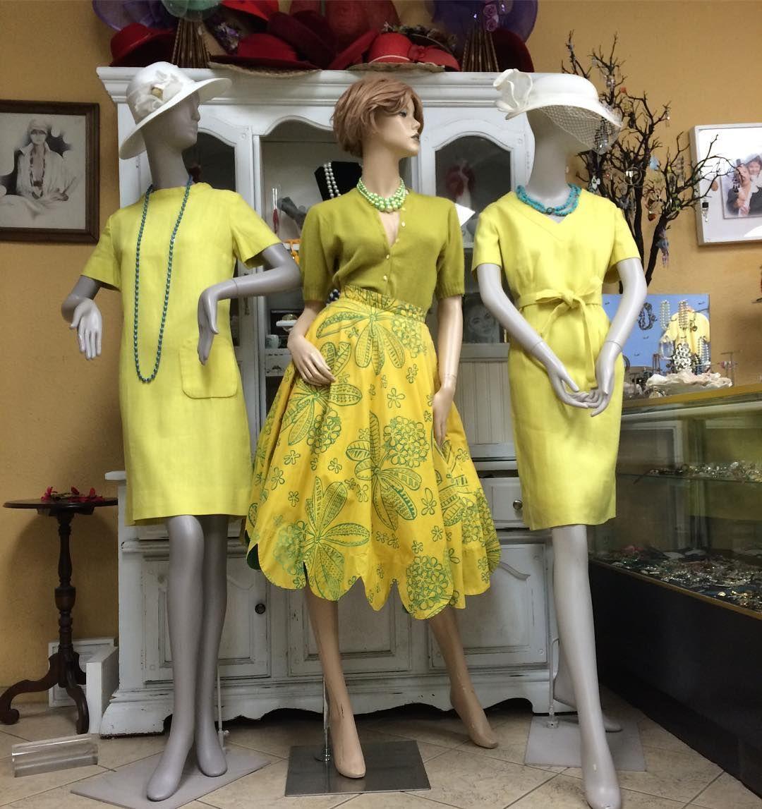 "40 Likes, 1 Comments - Adira's Vintage Boutique (@adirasboutique) on Instagram: ""50's and 60's Dresses!!! 60's Dresses!!!! Wardrobe-styling : Adira's Vintage Boutique  #lalaland…"""
