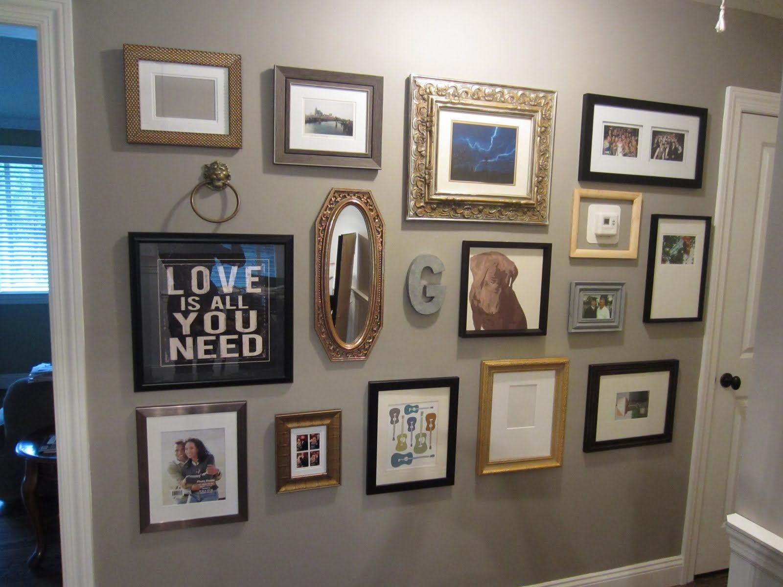 Pin by ashley from a to being creations on gallery wall ideas
