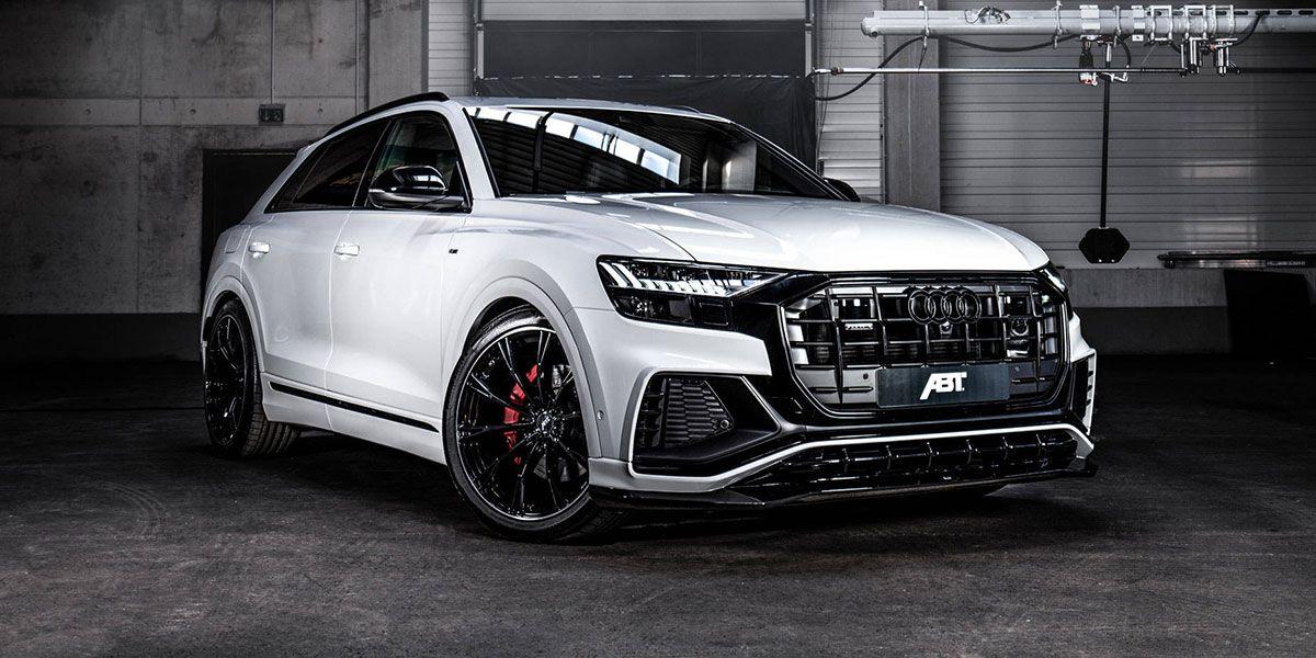 New Abt America Audi Q8 Aero Parts Audi Audi Cars Audi Rs