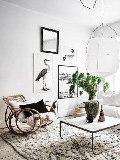 Gemütliches Wohnzimmer » 10 coole & einfache Tipps | Stylight | Home ...